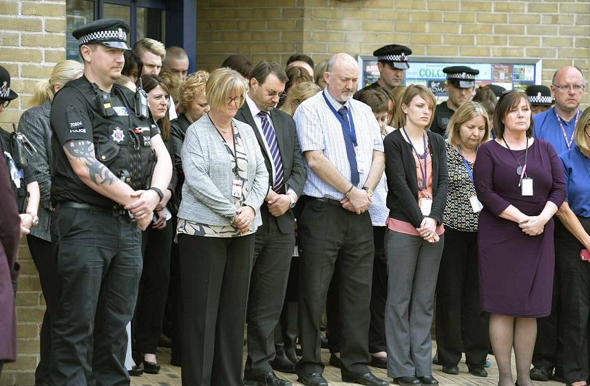 Scotland Yard officer killed at UK Parl honoured posthumously
